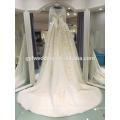 Hochzeitskleid 2017 neue elegante europäische und amerikanische Mode Stickerei Hochzeit benutzerdefinierte LJ10055
