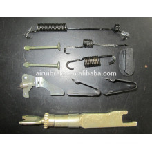S1044 Brake Shoe spring kit with adjuster for hyundai i10 12-14