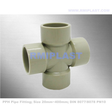PPH Cross PN10 Fusion Socket