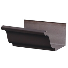 Alta qualidade telhado de alumínio Gutter