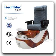 A bacia clássica da resina caçoa a cadeira moderna do pedicure dos TERMAS (C116-17)