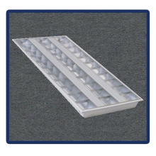 Office Ceiling, 4*40W/T5/1220*600 Recessed Mounted Grille Lamp