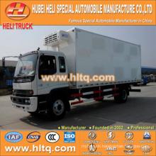 Japan Technology 4x2 10Tons refrigerator truck carrier 160hp cheap price