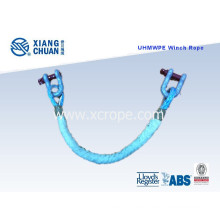 Cuerda de UHMWPE de 1 metro (Dispositivo de prevención de caídas)