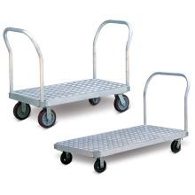 Aluminium Platform Hand Trolley