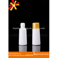 30ml white unique plastic bottles