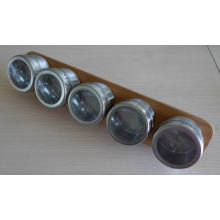 Stainless Steel Magnetic Spice Rack (CL1Z-J0604-5A)
