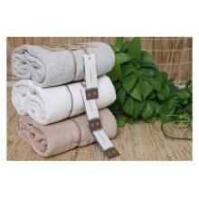Toalha de mão genuína de alta qualidade 100% algodão marca atacado