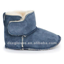 sheepskin winter shoes for baby
