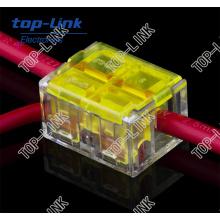 Электрический разъем клеммной колодки для проводов