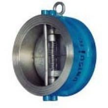 Válvula de retención de placa doble Wafer (H76)