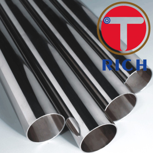 ASTM A270 Food Grade Seamless Stainless Steel Pipe