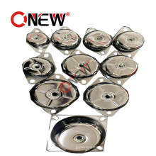Anti-Vibration Chrome Plate Rubber Mounting for Machinery Equipment Hardware