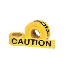 Vorsicht Klebeband aus PVC