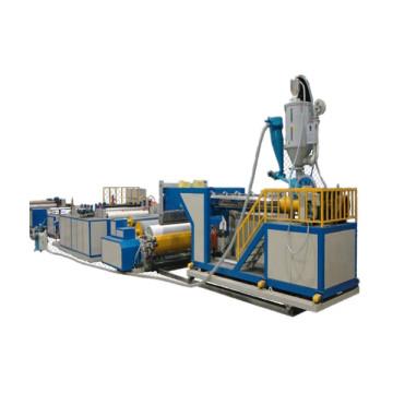 Plastic extruder casting waterproof breathable film machine