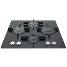 Ariston Hotpoint Gas Hob 60CM vetro temperato