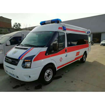 Ambulancia Ford 2020 ambulancia de emergencia a la venta