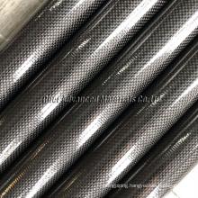 carbon fibre gutter vacuum poles /10.5M carbon fiber vacuum pole for gutter roof cleaning