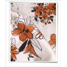 Nuevo diseño de tela de satén de algodón para vestido