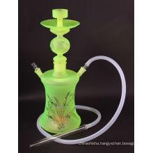 2016 Colorful New Design Art Hookah Shisha Glass Hookah