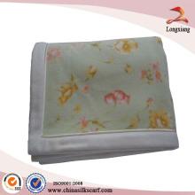 Comércio por grosso de algodão impresso a granel, cobertores de fábrica, cobertores de China Factory, cobertores ponderados
