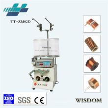 Machine d'enroulement positive de deux axes de la sagesse Tt-Zm02D pour le transformateur, relais, solénoïde, inducteur, ballast