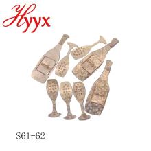 HYYX moderna decoração de festa de casamento interior barato