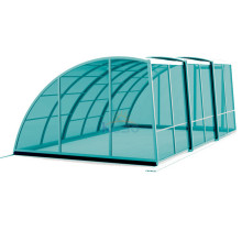 Outdoor Dome Tent Acrylic Swimming Pool Cover