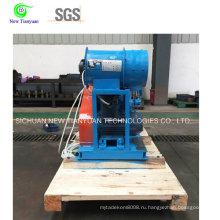 Малогабаритный флюидный газовый мембранный мембранный газовый компрессор