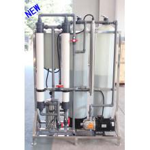 Sistema de ósmosis inversa de agua potable con certificación CE