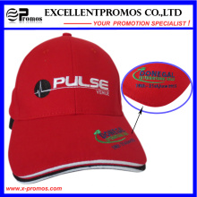 Insignia promocional impreso algodón gorra de béisbol (EP-C411130)