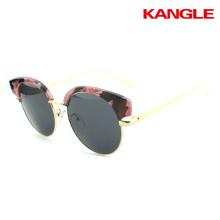 Top fashion gradient lens Female sunglasses eyeglasses frames 2017