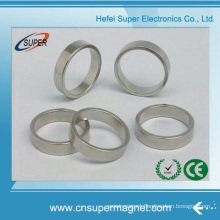 N52 NdFeB Radial Magnetization Ring Neodymium Magnet