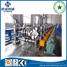 Machine de fabrication de rouleaux de canal plat unistrut