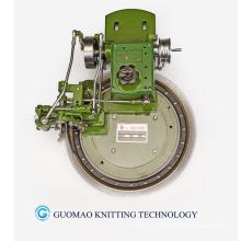 Nuevo dial de alta velocidad enlazan a máquina para unir pedazo de Jersey