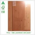 Knotty Alder Composite Interior Door Slab