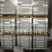1060 aluminum sheets for roofing material