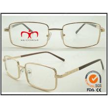New Fashion Hot Selling Lunettes Frame Metal Optical Frame (WFM501011)