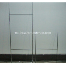 Galvanized Steel Wire Step Stakes