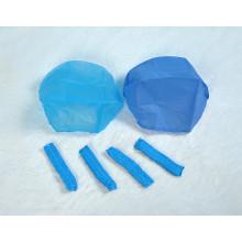Strip shape Medical disposable cap