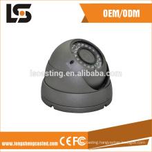 cctv housing of mini camera case 360 degree directions