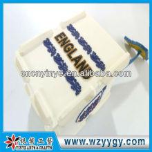 Macia do pvc caneta recipiente suporte de secretária para crianças