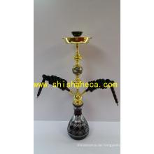 Top Qualität Großhandel Eisen Nargile Pfeife Shisha Shisha