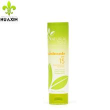 2018 New design skin care suncream tube for cosmetic packaging