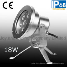 18W Epistar LED Underwater Pool Spot Light (JP95562)