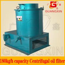 Máquina de separación de residuos de aceite centrífugo de fácil operación