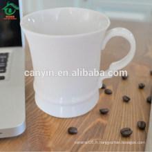 2015 Vente en gros de tasse de café en céramique à usage commercial arabe
