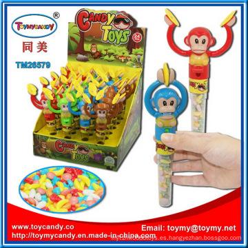 Monos mango Gongs dulces juguetes