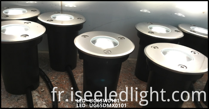 LED Underground light 1W aging test