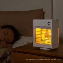 2021 New Product Home Desktop Air Heating Fan / Mini Air Cooling Fan / Spray Humidifying Fan